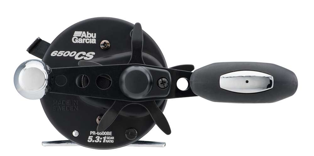 Abu Garcia PR-6500 Ambassadeur Pro Rocket Black Edition reel gauche ou droite