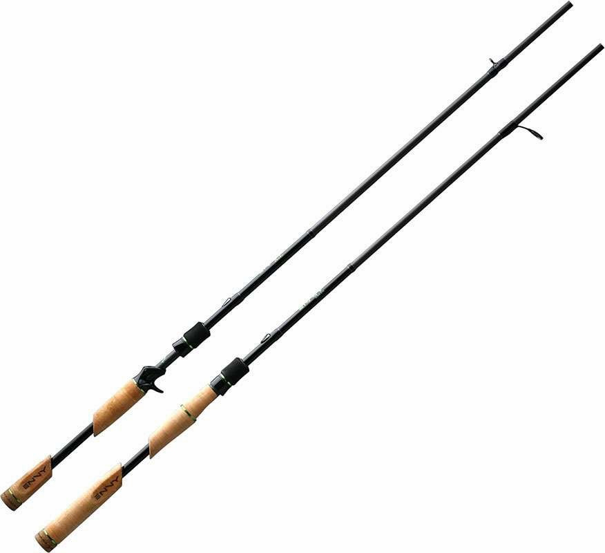 13 Fishing Envy Green Inshore Spinning Rod - 7 ft. 2 in. - EGS72M thumbnail