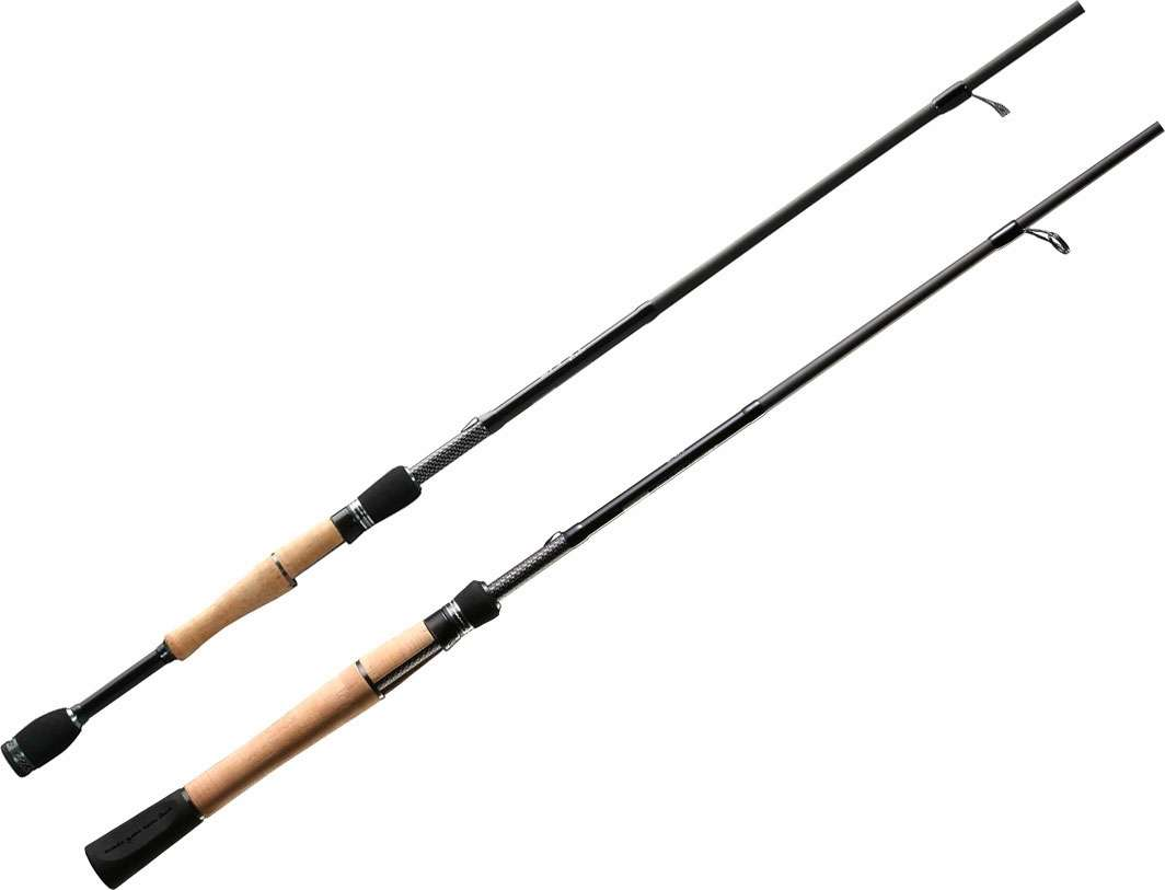 13 fishing envy black spinning rods tackledirect