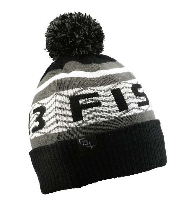 13 fishing frosty the bro man winter hat tackledirect for 13 fishing apparel
