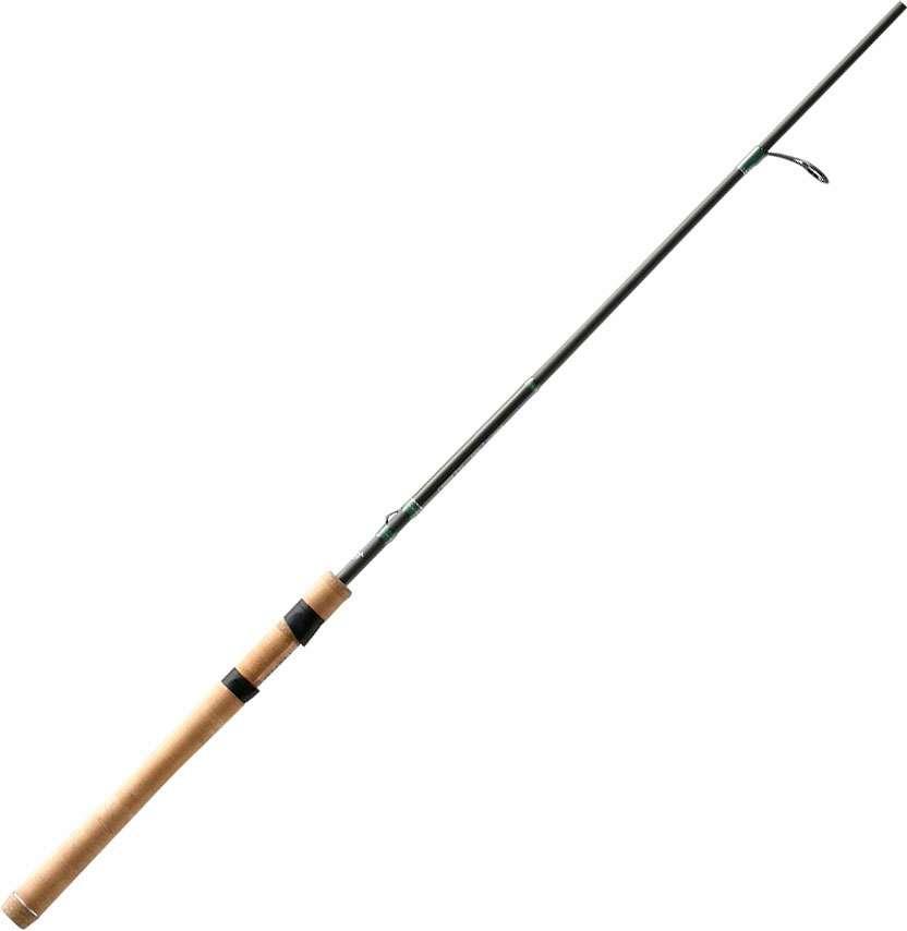 13 fishing og2s72ml omen green spinning rod