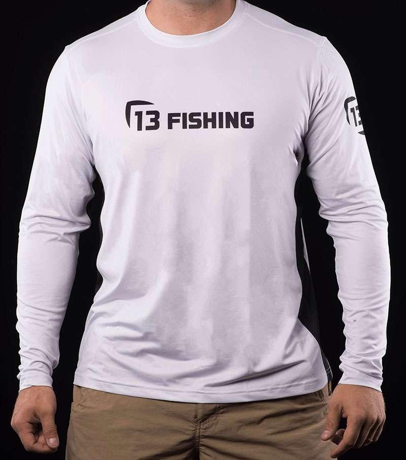 13 fishing plsmtweb xl man tooth performance ls t shirt