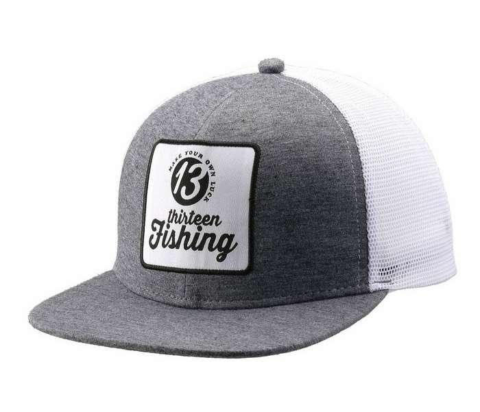 13 fishing silverfox snp silver fox cap