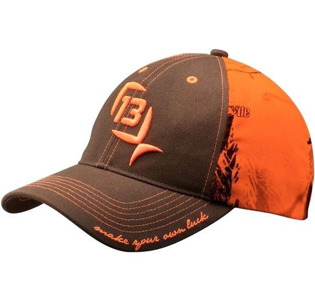 13 fishing 39 39 the ditch chicken 39 39 realtree camo cap for 13 fishing apparel