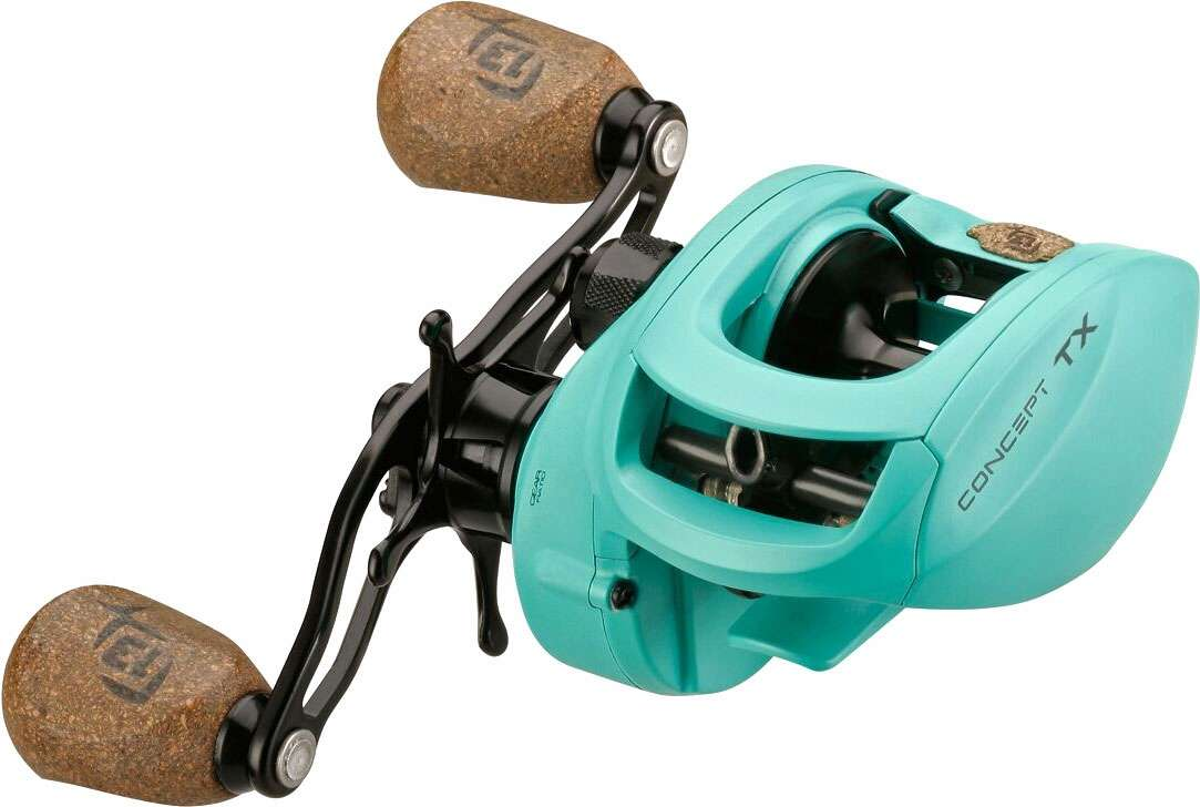 13 fishing tx7 3 rh concept tx reel tackledirect for Concept fishing reel