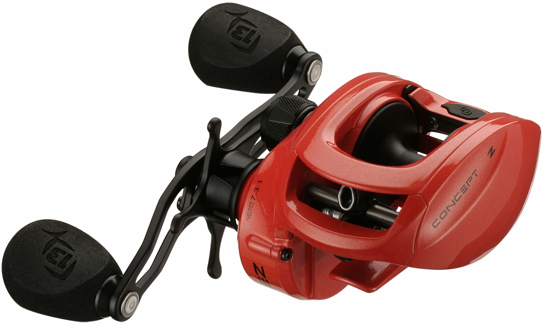 13 fishing z7 3 rh concept z baitcasting reel for 13 fishing concept a review