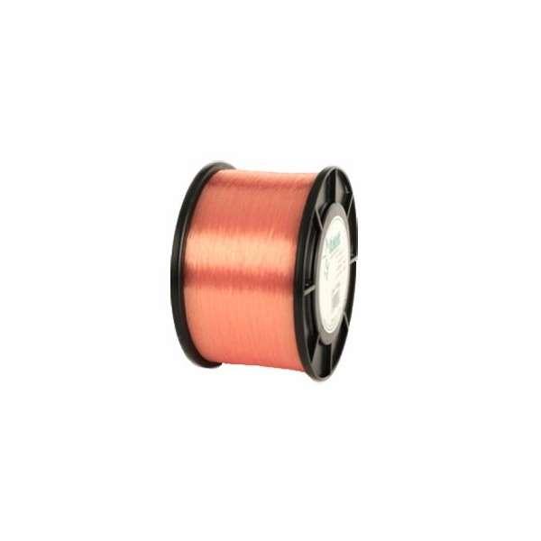 50lb Pink 1 lb Test Ande Premium Monofilament Spool