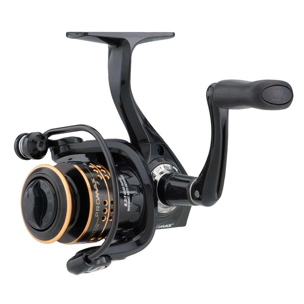 Abu garcia pmaxsp10 pro max spinning reel tackledirect for Fish usa com