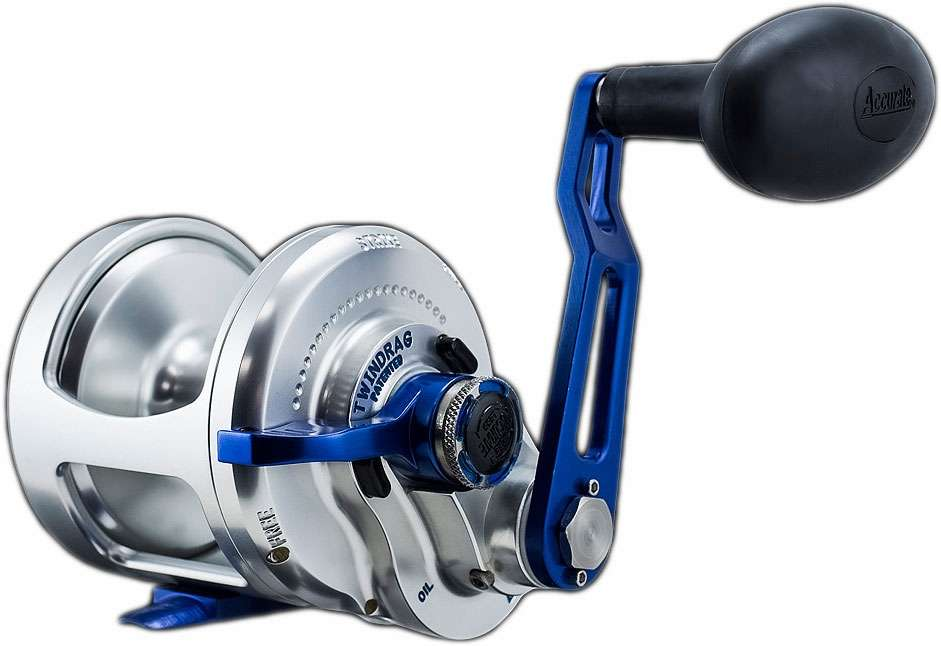 Accurate bxl 600bls boss extreme single speed reel