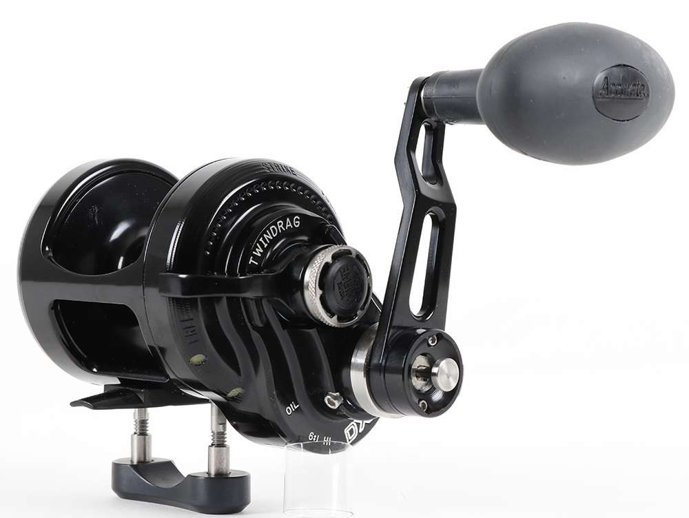 Accurate dx2 500 b boss dauntless two speed reel
