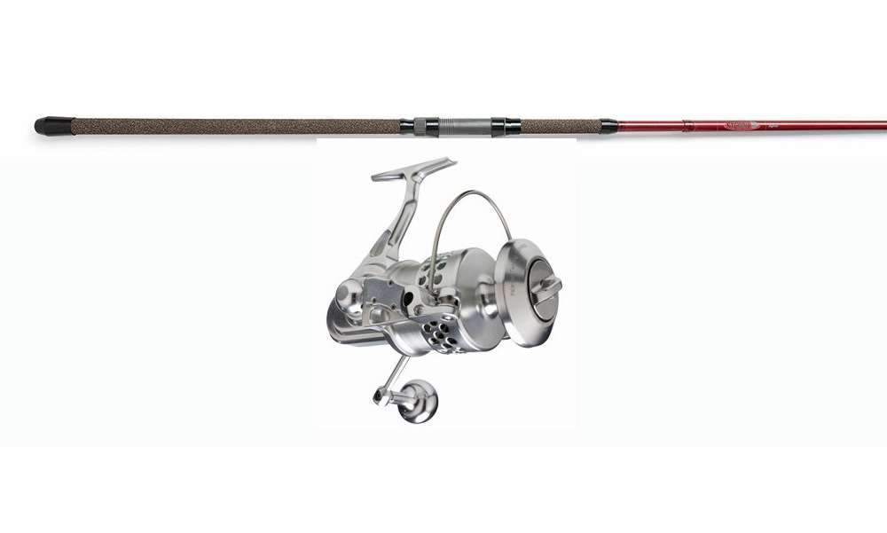 Accurate Sr30 Twinspin Reel St Croix Avid Rod Combo Tackledirect