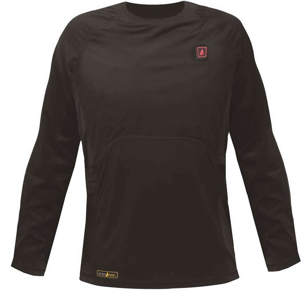 ActionHeat 5V Battery Heated Base layer Top - Men's S