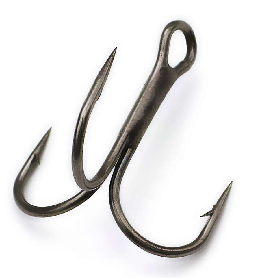 Addya hercules king salmon special replacement hooks for Treble fishing hooks