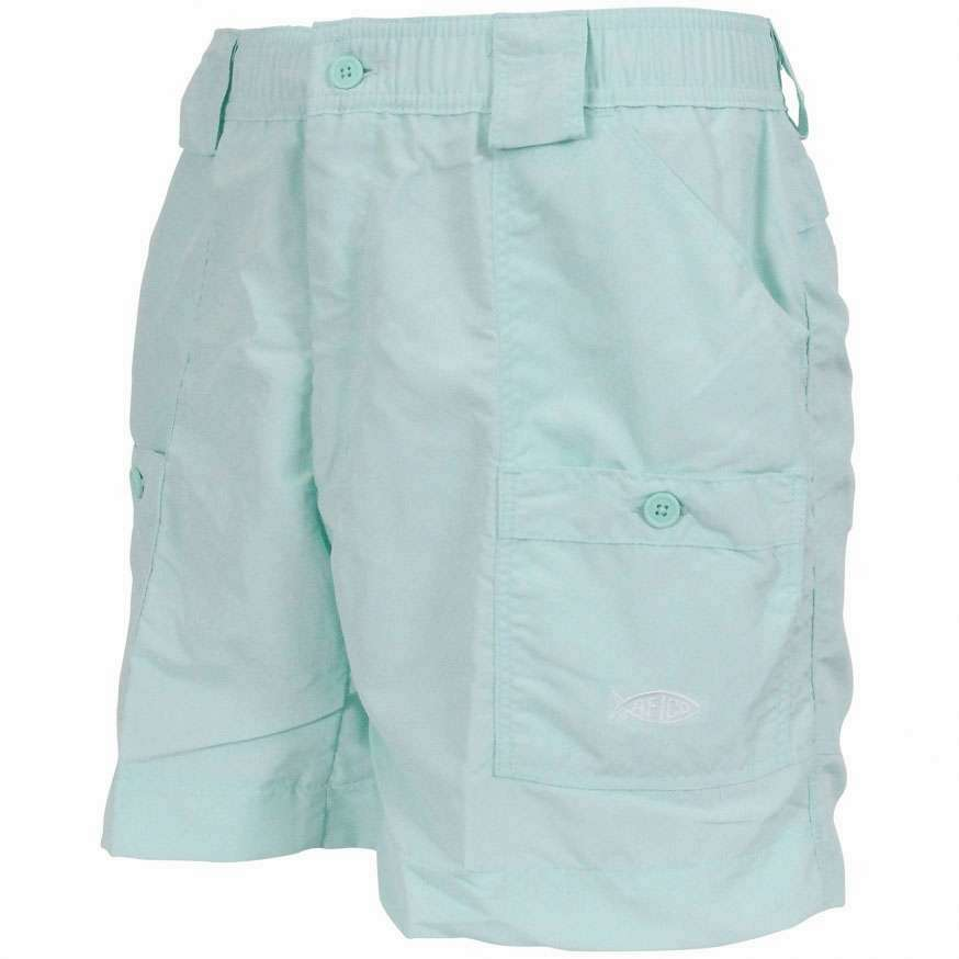 Aftco m01 original fishing shorts mint tackledirect for Aftco original fishing shorts