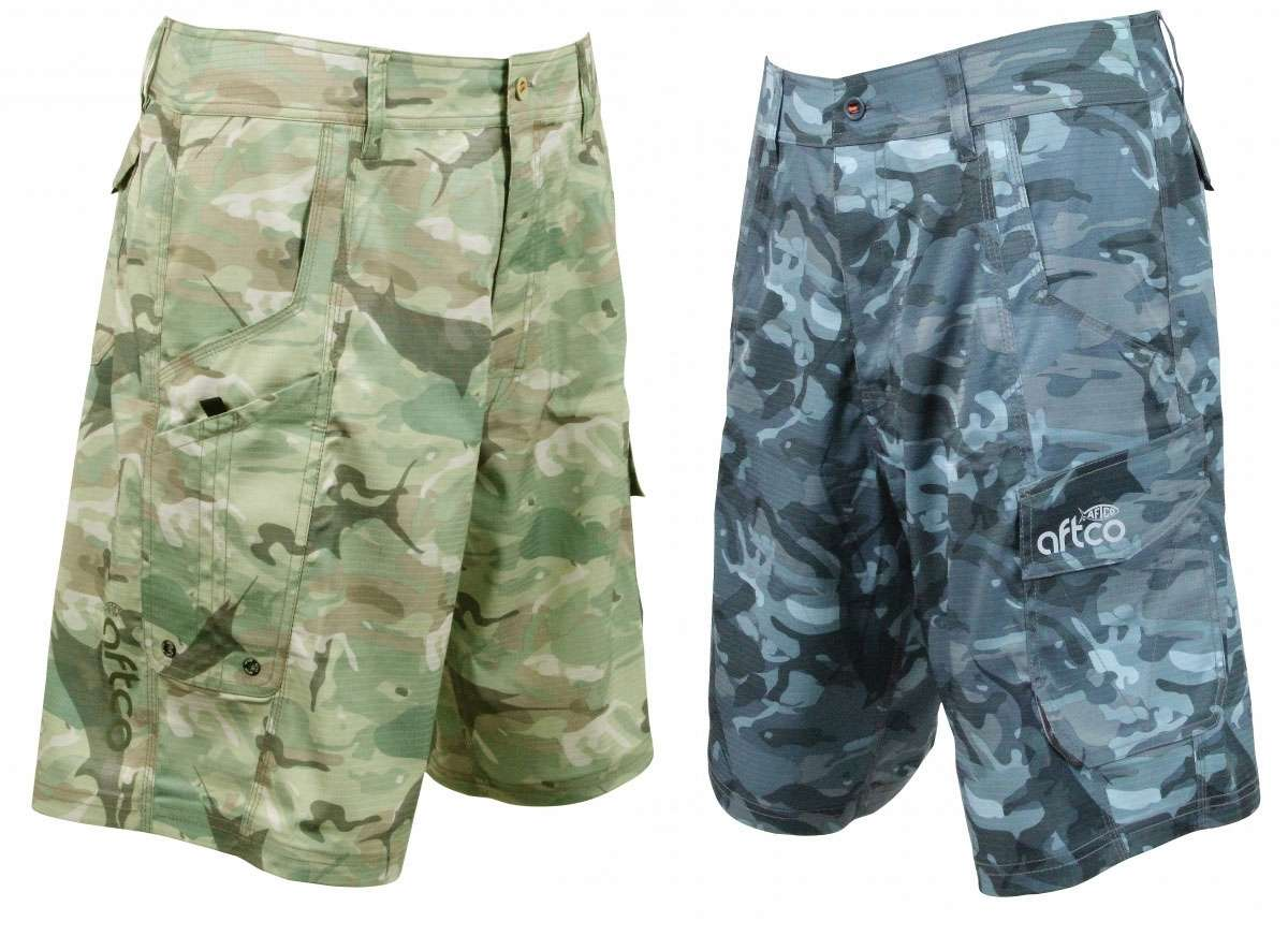 2be4349a84 AFTCO M82 Tactical Fishing Shorts | TackleDirect