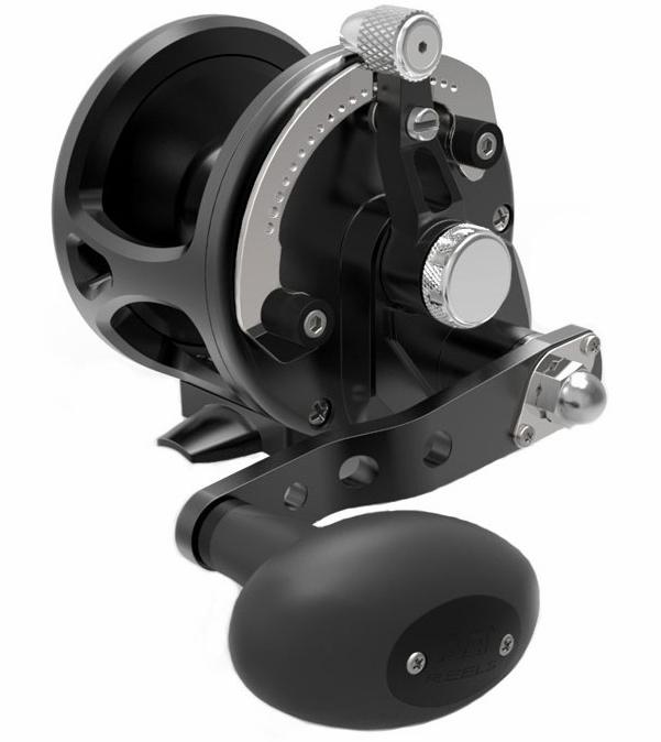 Avet JX G2 4.6 MC Single Speed Reel Black -  Avet Reels