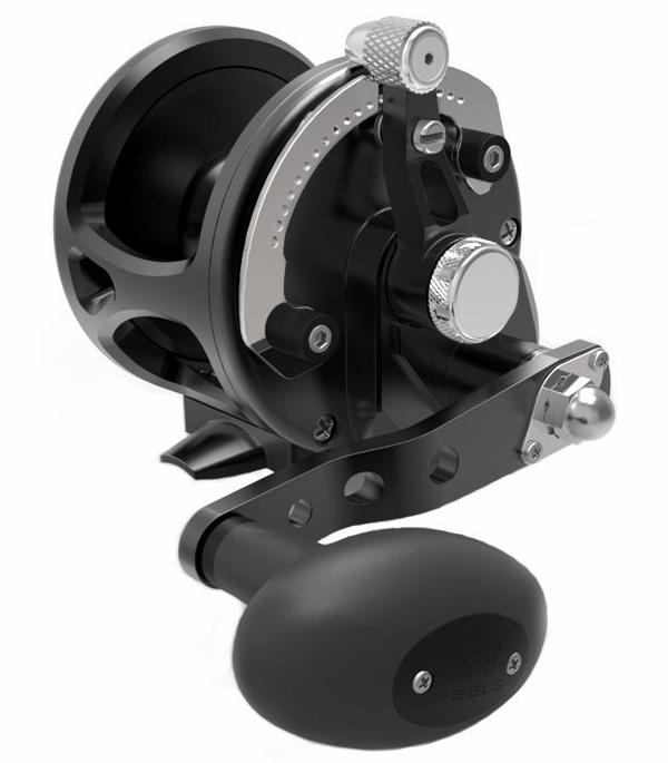 Avet JX G2 6.0 MC Single Speed Reel Black -  Avet Reels