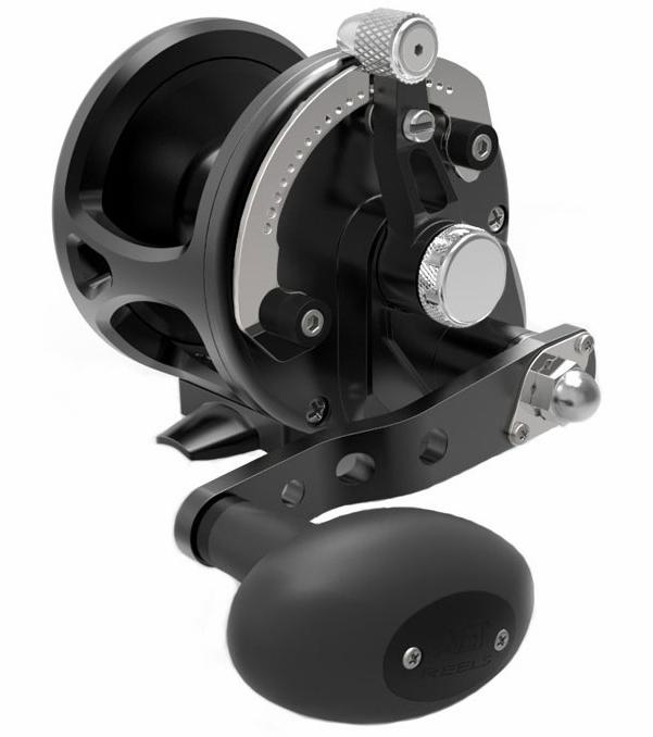 Avet JX G2 6.0 Single Speed Reel Black -  Avet Reels
