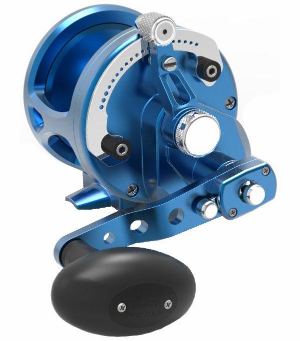 Avet JX G2 6/3 2-Speed Reel Blue -  Avet Reels