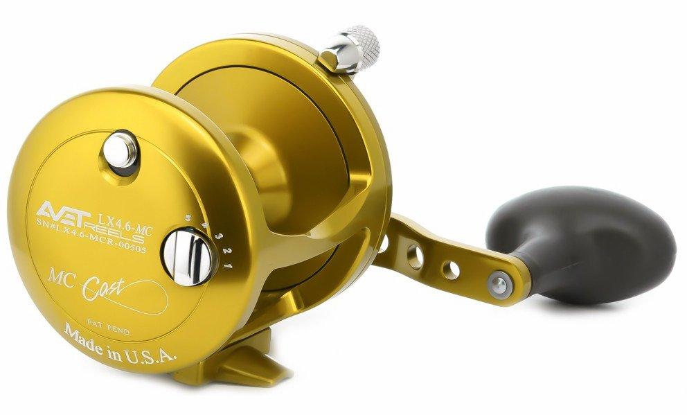 Avet Reels LX 4.6 MC L/H GOLD