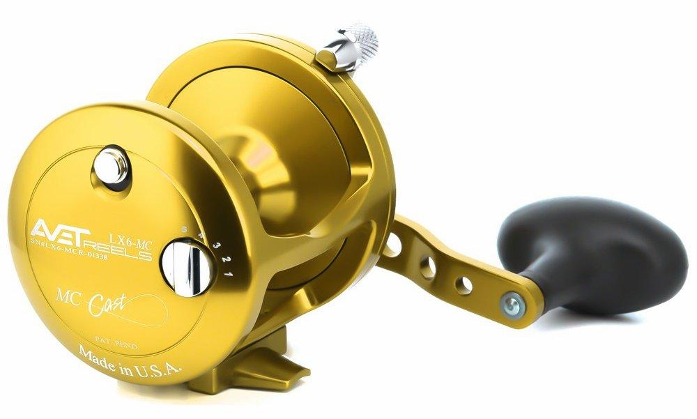 Avet Reels LX 6.0 MC L/H GOLD