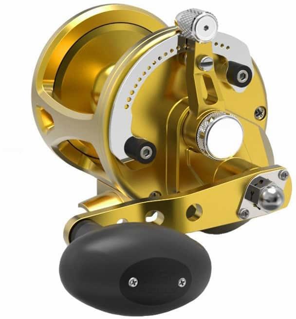 Avet LX G2 4.6 MC Single Speed Reel Gold -  Avet Reels