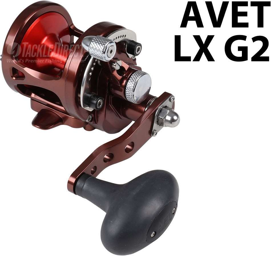 Avet Reels LX G2 4.6 RH