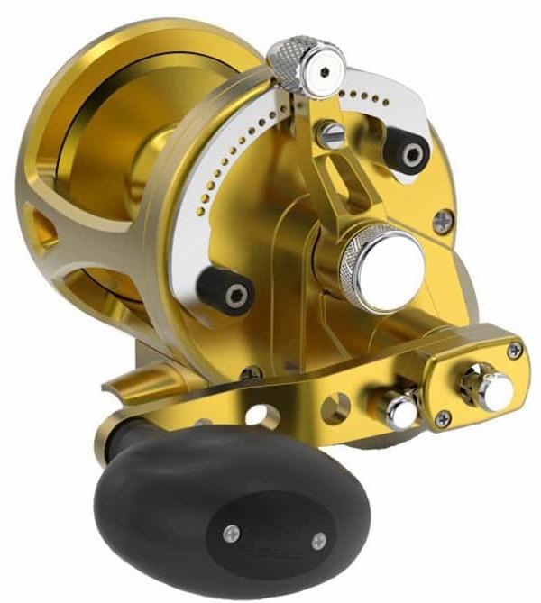 Avet Reels LX G2 6/3 RH GOLD