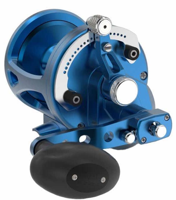 Avet LX G2 6/3 2-Speed Reel Blue -  Avet Reels