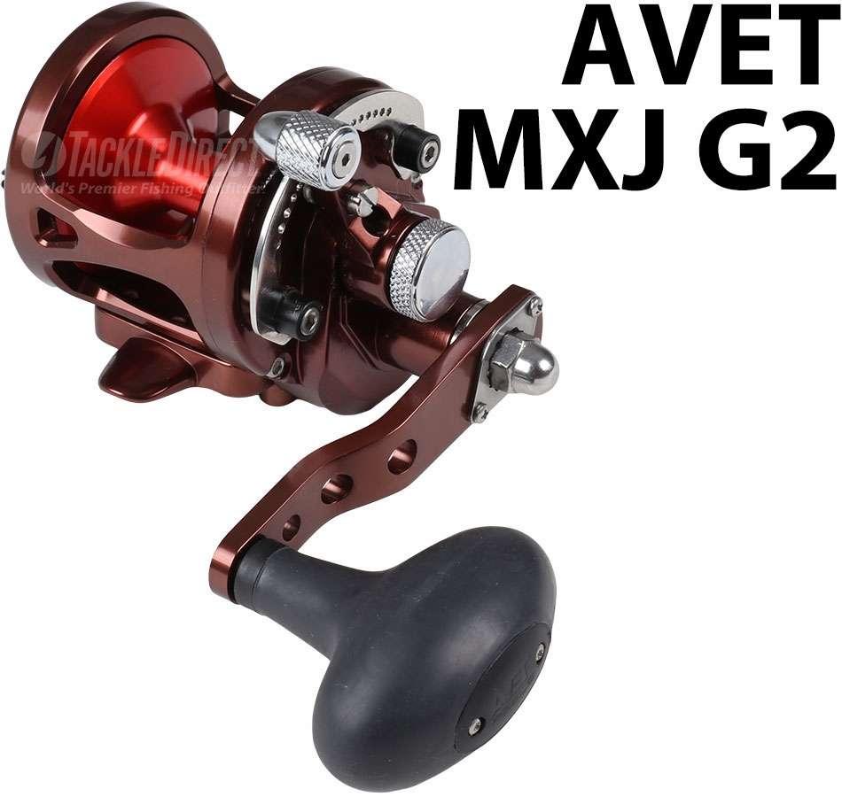 Avet Reels MXJ G2 5.8 RH
