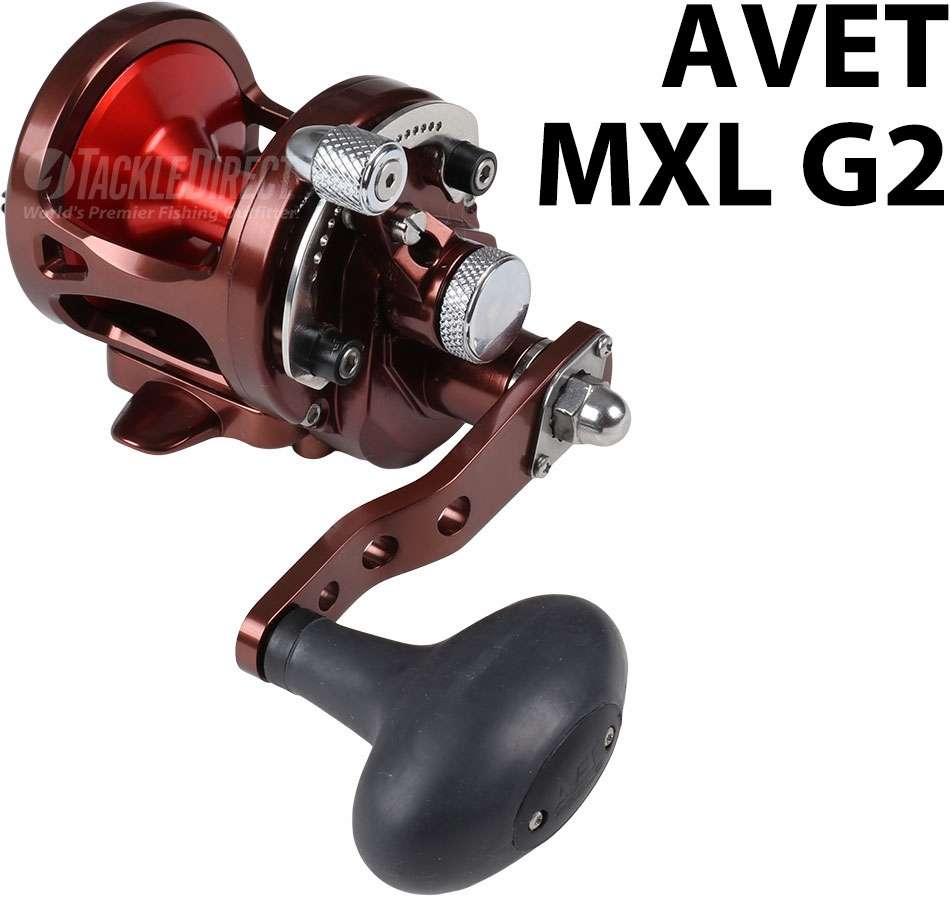 Avet Reels MXL G2 5.8 MC RH-NH