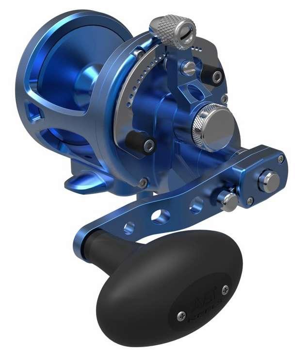 Avet Reels MXL G2 6/4 MC LH BLUE