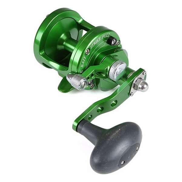 Avet sx 5 3 single speed lever drag casting reel forest green for Avet fishing reels