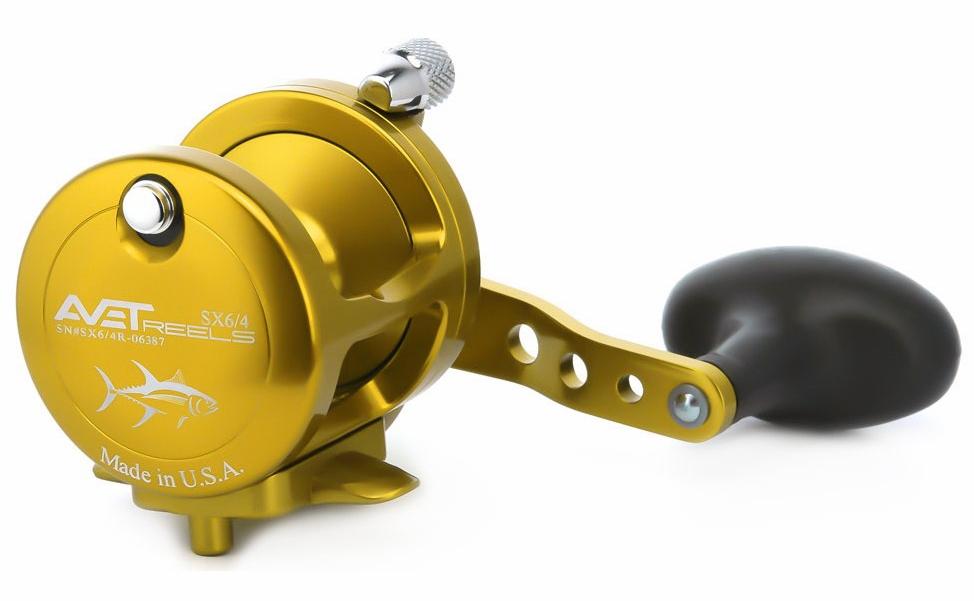 Avet Reels SX 6/4 GOLD