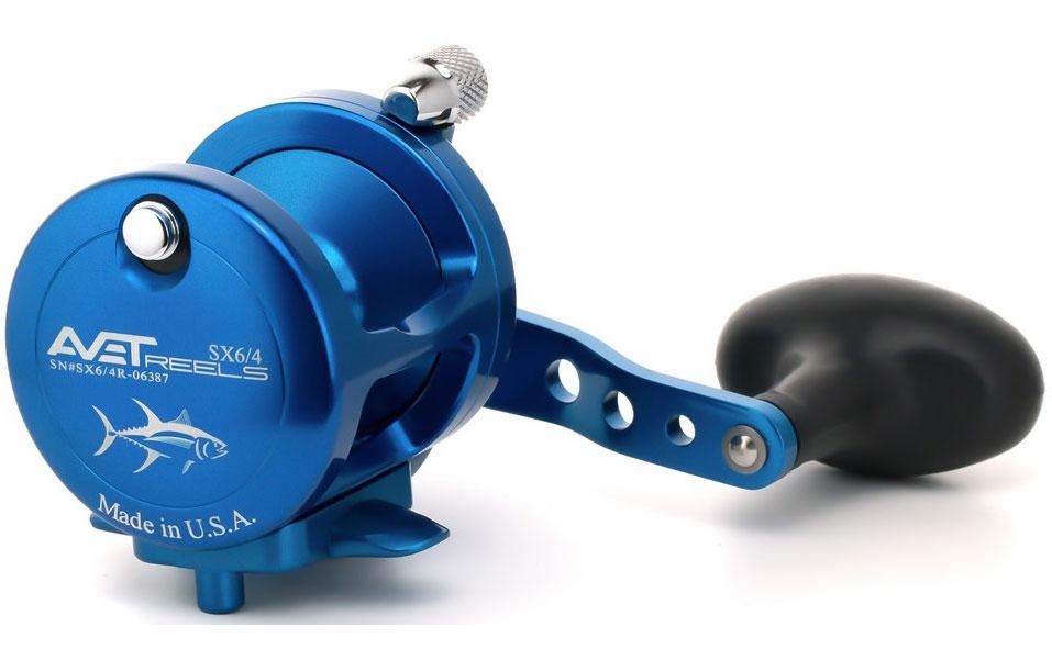 Avet Reels SX 6/4 BLUE