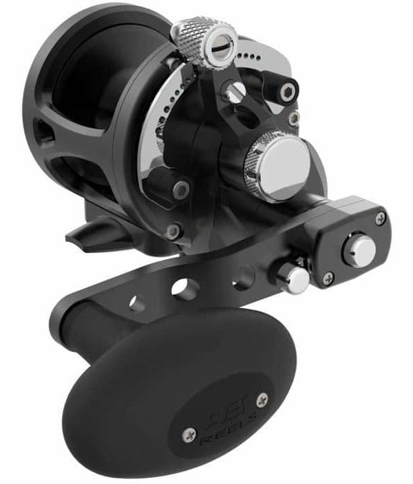 Avet SX G2 6/4 2-Speed Reel Black -  Avet Reels