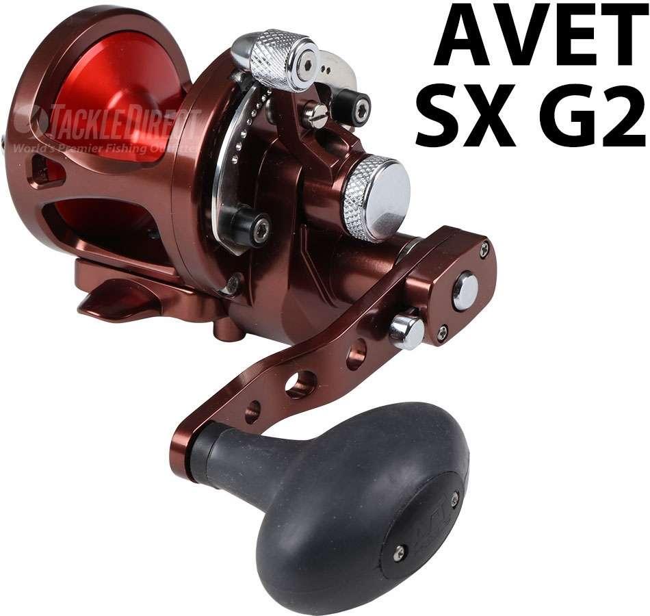 Avet Reels SX G2 6/4 RH