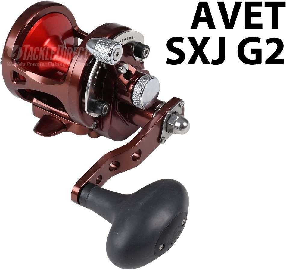 Avet Reels SXJ G2 5.3 MC RH-NH