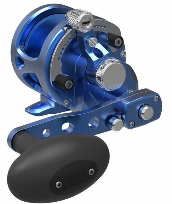 Avet SXJ G2 6/4 2-Speed Reel Blue -  Avet Reels