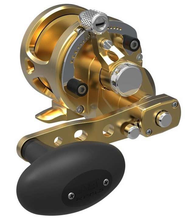Avet Reels SXJ G2 6/4 LH GOLD