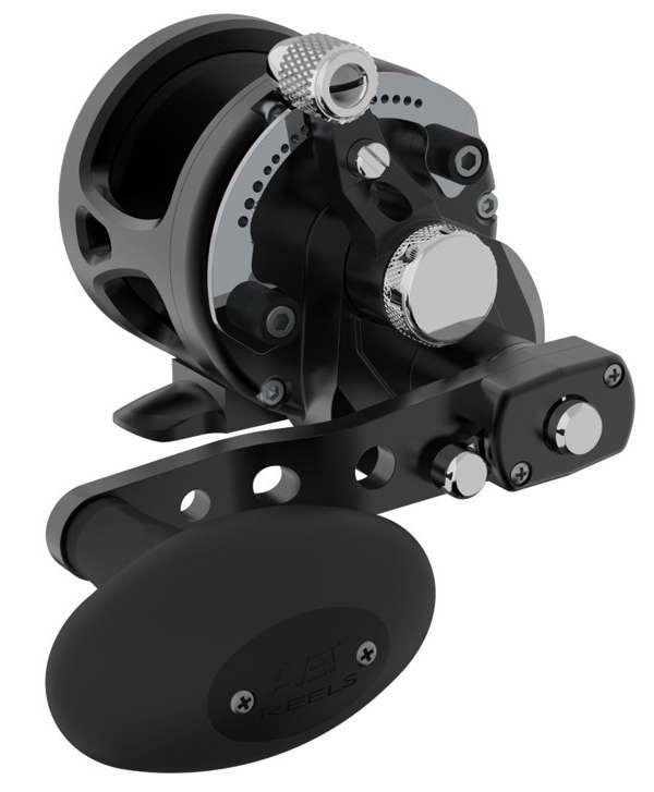 Avet Reels SXJ G2 6/4 LH BLACK