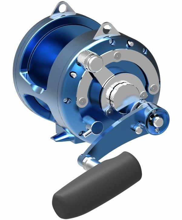 Avet Reels T-RX 50W BLUE L/H