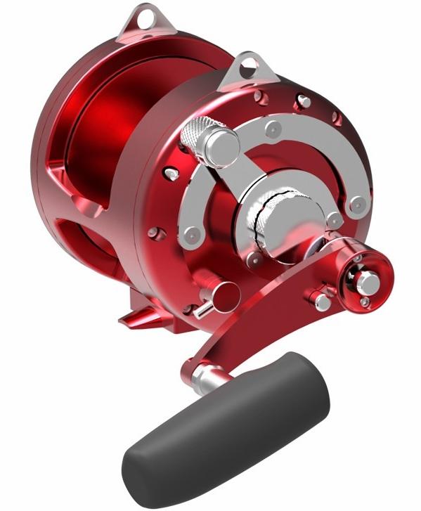 Avet Reels T-RX 50W RED