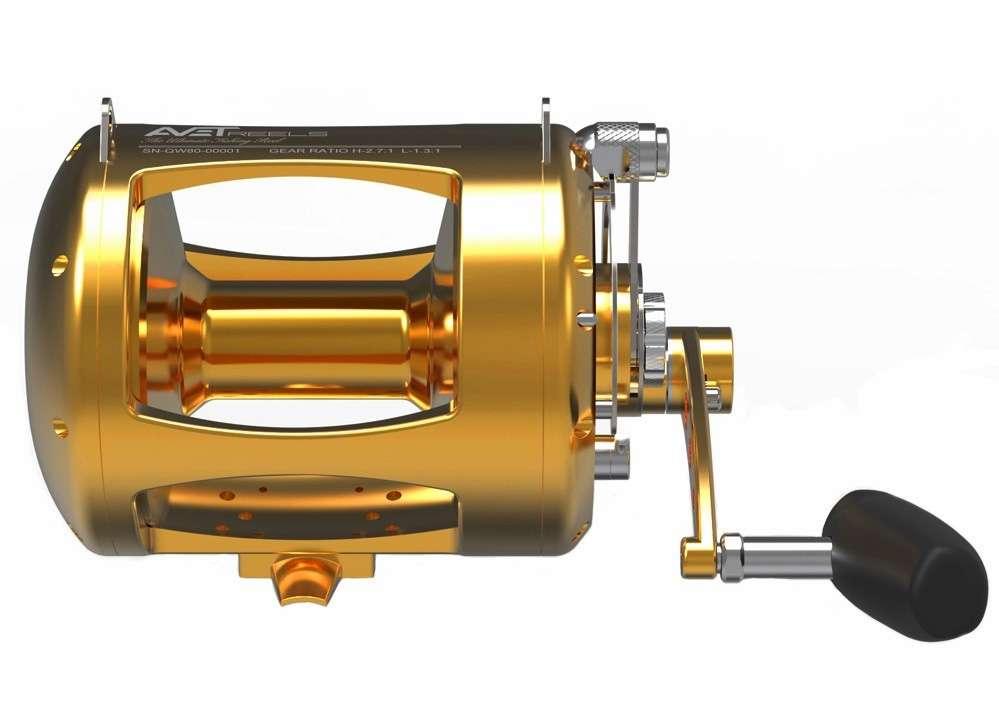 Avet Reels T-RX 80W LH-GD