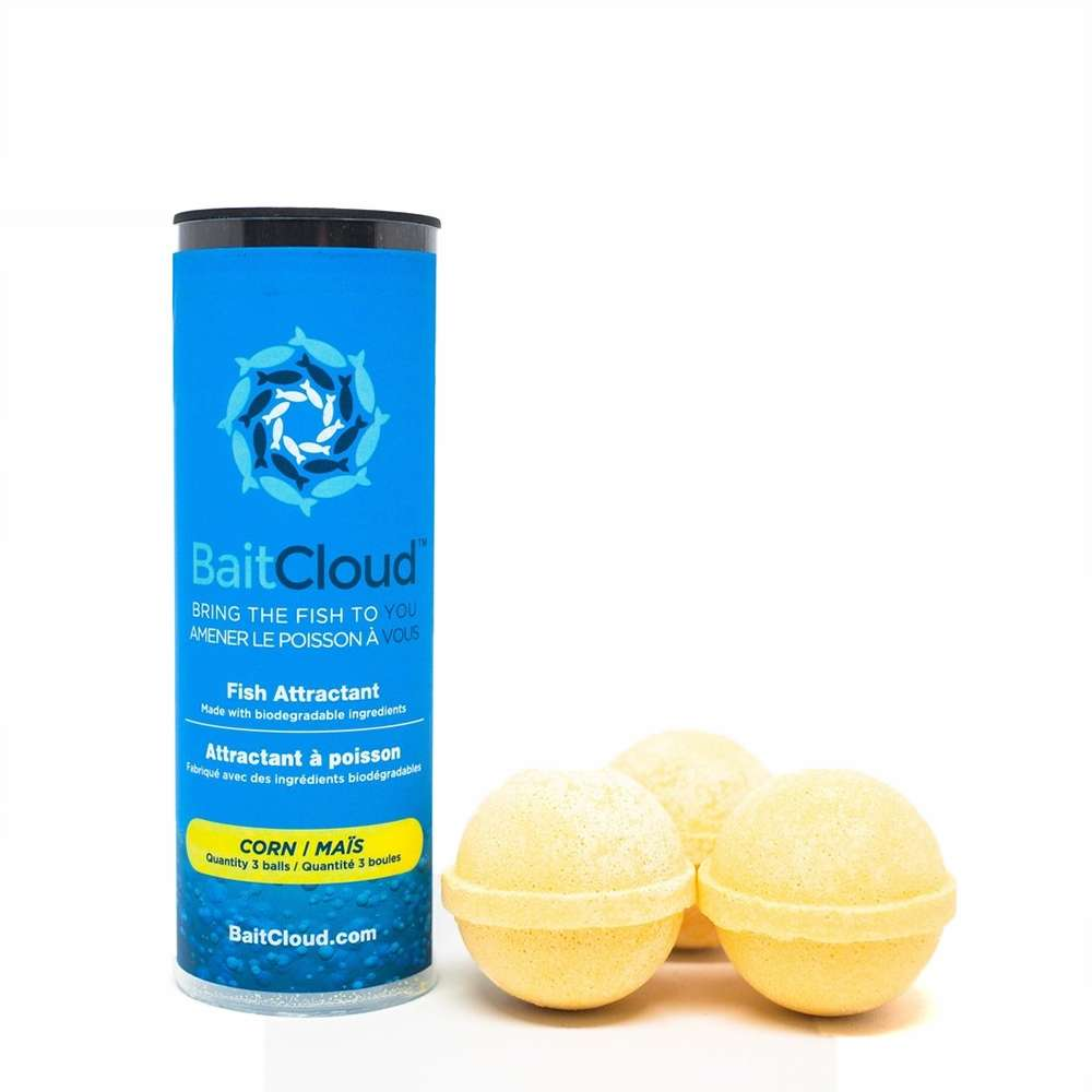 Bait cloud fish attractants tackledirect for Baitcloud fish attractant