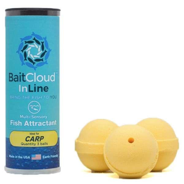 Baitcloud in line fish attractant carp for Baitcloud fish attractant