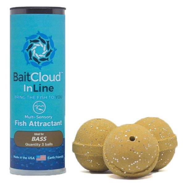 baitcloud in line fish attractant tackledirect