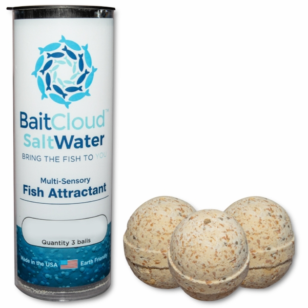 BaitCloud Saltwater Fish Attractant - Shrimp thumbnail