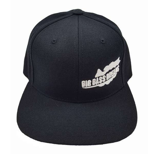 Big Bass Dreams Fitted Hat - (7-5/8in - 8in) - Logo 210 XXL BBD-0003