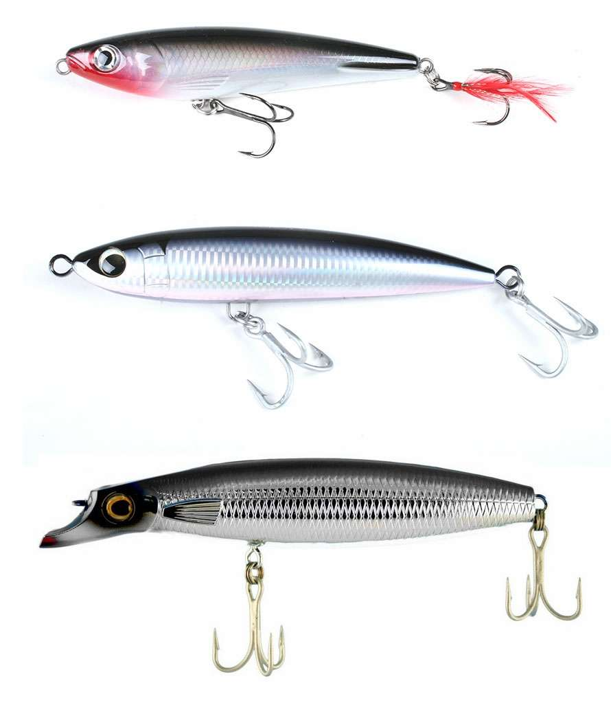 Blacktiph shark fishing lure kit beginner pack for Good beginner fishing rod